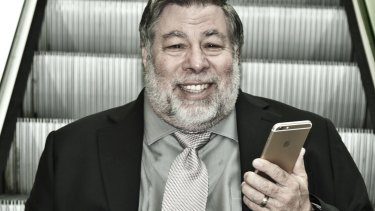 """""""Computers are going to take over from humans,"""" Steve Wozniak has told the AFR."""