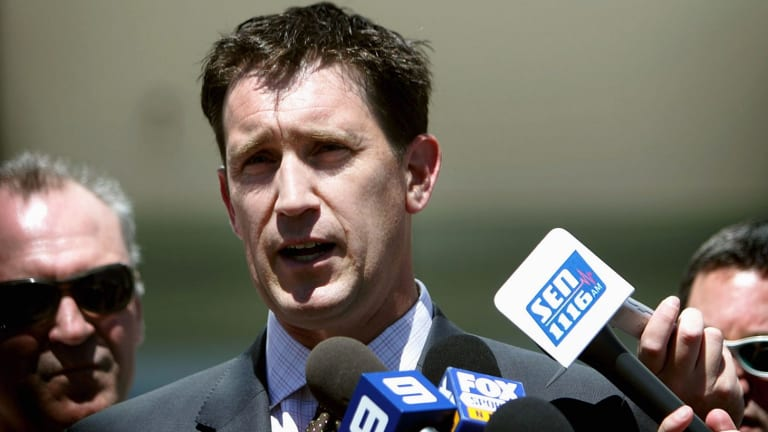 """James Sutherland: """"I know and understand the challenges that cricket clubs face."""""""