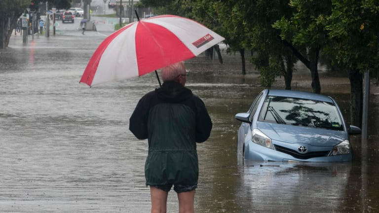 La Ninas tend to result in above-average rainfall for eastern Australia and more cyclones than usual crossing the coast.