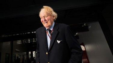Formula 1 Australian Grand Prix boss Ron Walker credits the Keytruda cancer drug with saving his life