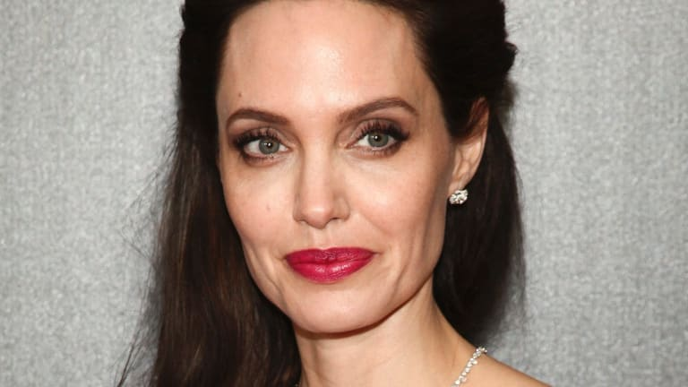"""""""I was miserable. I was completely unhappy"""": Angelina Jolie."""