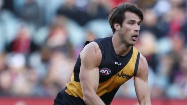 Richmond defender Alex Rance.