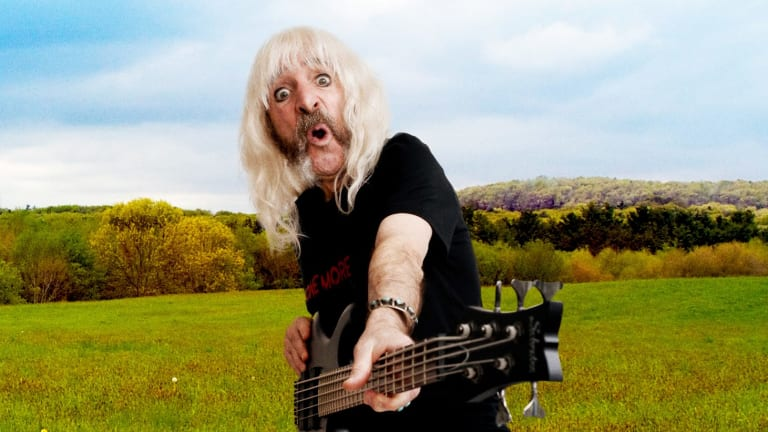 """Derek Smalls: """"I'm your little organ-grinding monkey, and I need peanuts too."""""""