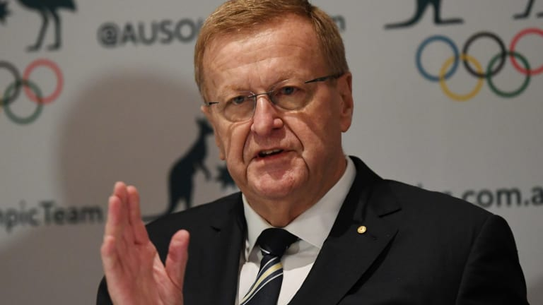 It appears that the cleansing winds that John Coates offered as part of winning the election have fallen still.