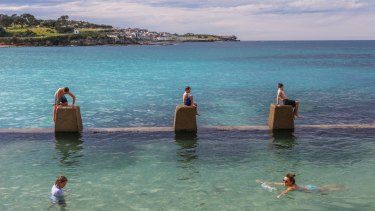 Temperatures in Sydney are expected  to hit 28 degrees in the city and 33 degrees in the west on Tuesday and Wednesday.