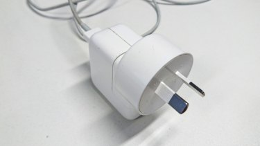Australian wall adaptors for iPads and Macs have been recalled.