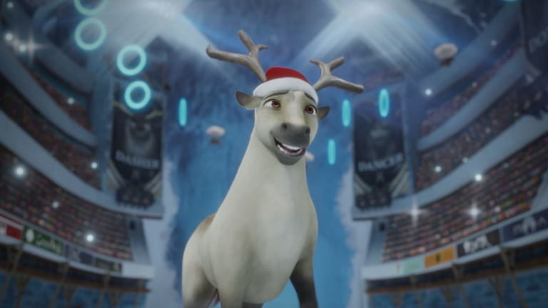<i>Elliot the Littlest Reindeer</I> clocks in at a child-sized 90 minutes long.