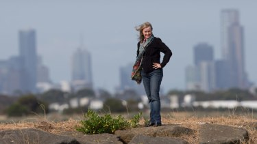 Jennifer Williams grew up in Altona and returned in 1991 after trying out the inner suburbs.