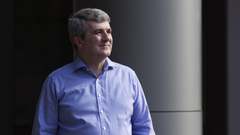 Masters chief executive Matt Tyson has checked out as Woolworths weighs the future.