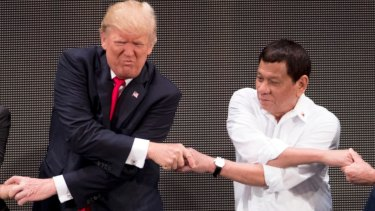Asian leaders, including Duterte, have cited Trump's 'fake news' language to shut down free press