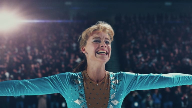 Margot Robbie has been nominated for her role as Tonya Harding in I, Tonya.