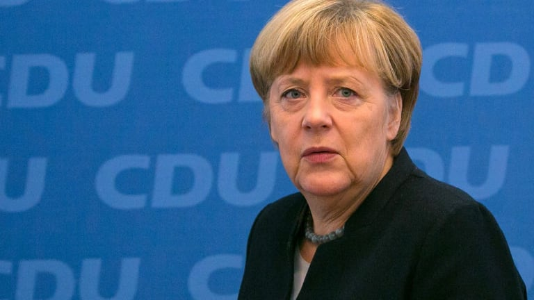 Angela Merkel, Germany's chancellor and Christian Democratic Union leader, is worried about bots.
