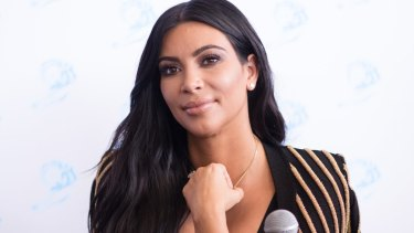 Kim Kardashian's Kimoji app has crashed the app store just hours after its release.