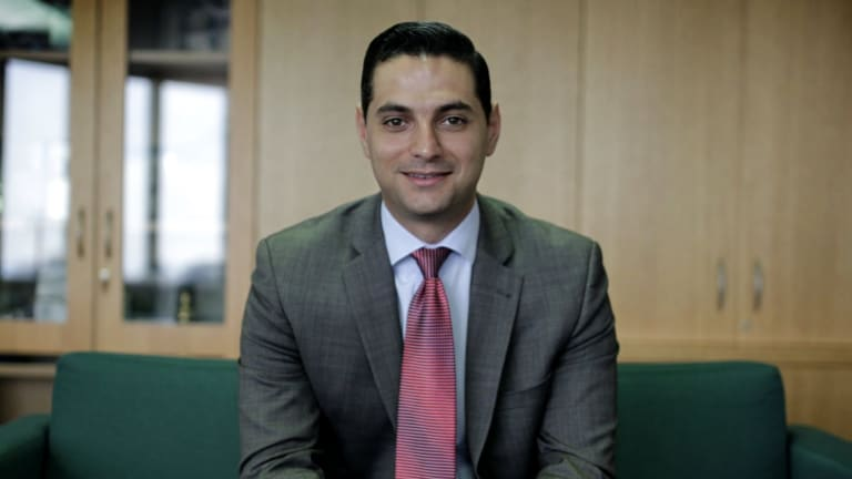 Liverpool Mayor Ned Mannoun is facing criticisms from a council rival.
