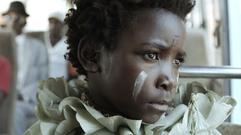 Shula (Margaret Mulubwa) is the star of the group.