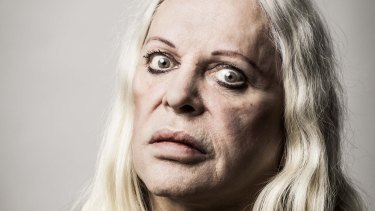 Genesis P-Orridge's first Australian exhibition arises from an ambitious identity project.