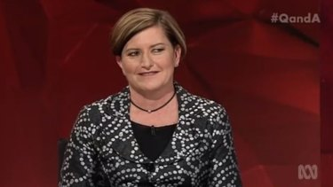 Marriage equality advocate Christine Forster says she continues to 'respectfully disagree' with her brother, Prime Minister Tony Abbott, on same-sex marriage.