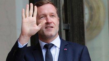 Minister-President of Wallonia Paul Magnette.