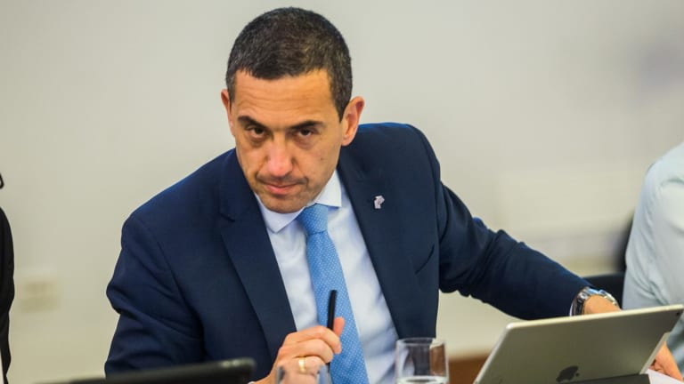 South Australian minister Tom Koutsantonis said gas would be central to the South Australian strategy for energy security.