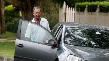 Dr Ian Paterson, the former headmaster at Knox Grammar School.
