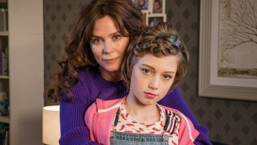 Butterfly: New series tells the story of a transgender child and her family's response to her struggles.