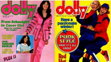 "<i>Dolly</i> began publishing in 1970, but its print edition is ""no longer feasible""."