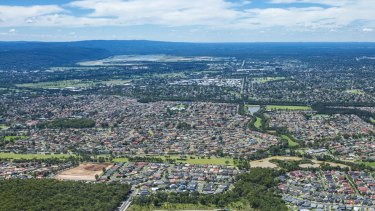 Residents of western Sydney have not benefited from growth over recent years as much as other parts of the city.