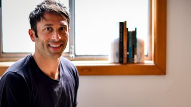 Mark Brandi won the Debut Dagger at the British Crime Writers Association awards last year.
