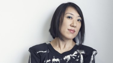 Playwright Young Jean Lee says Straight White Men delivers ''a knife in the gut''.