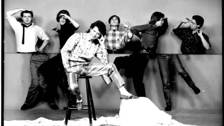 Icehouse in 1985.
