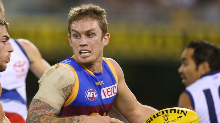 Dayne Beams was part of Brisbane's first four-way best and fairest tie.