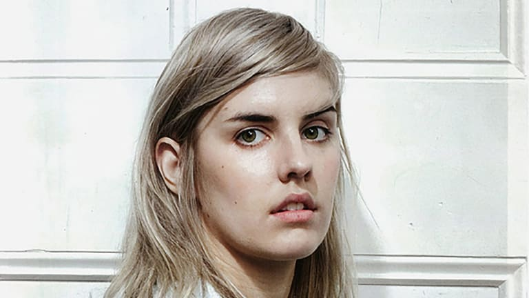 """Melbourne artist Sophia Hewson has filmed herself in what she calls a """"self-orchestrated rape representation""""."""