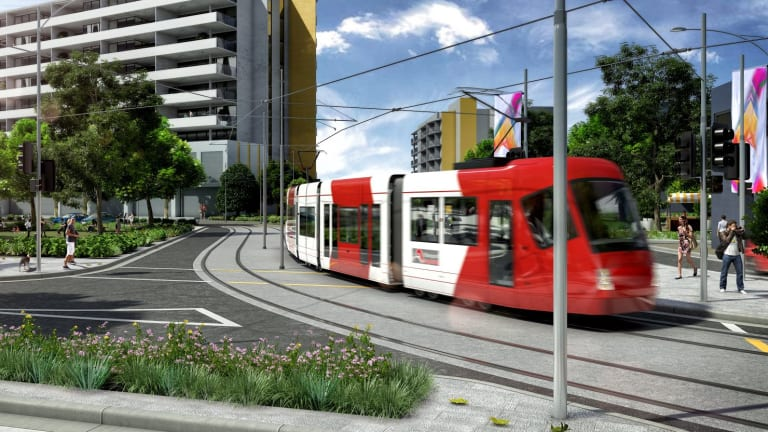 Newcastle's light rail, bus and ferry services will be run by a single operator.