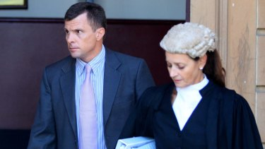 Paul Mulvihill is appealing his conviction and sentence.