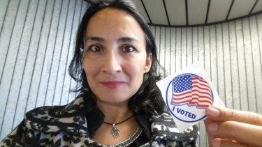 Asra Q. Nomani voted for Trump.