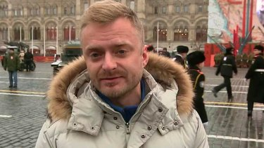 Russian journalist Dmitrii Runkov was among those killed.