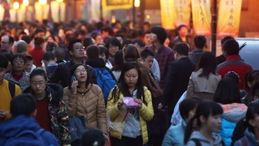 It now takes about 83 days for the typical Chinese firm to collect cash for completed sales.