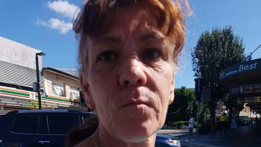 Police said Pauline Mary Field, 60, was arrested and charged with behaving in an offensive manner in a public place.