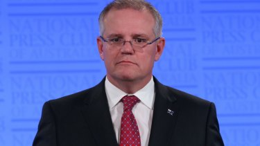 Treasurer Scott Morrison says there's scope to cut personal tax rates, but has not decided what deductions should go to fund it.