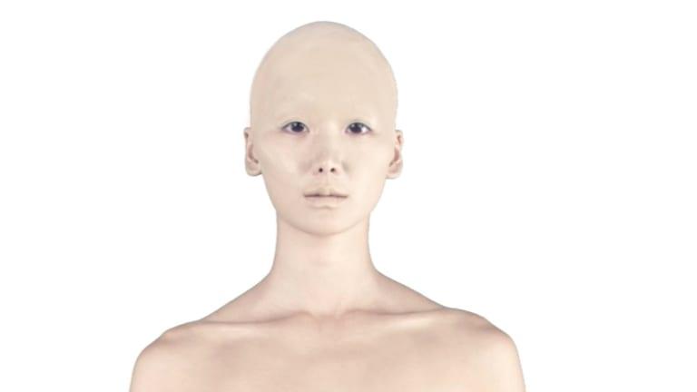Adam Peacock's Genetics Gym explores notions of bodily perfection.