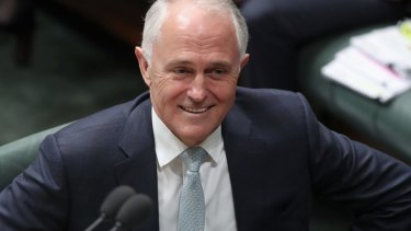 Prime Minister Malcolm Turnbull has had a win in the government's battle with AGL over the future of the Liddell coal-fired power plant.
