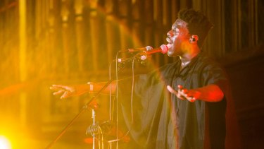 Discovery: Moses Sumney.
