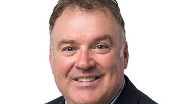 Rod Culleton, Senate candidate for WA.
