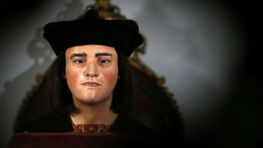 Richard III: What a joy this crumbly dead hunchback and famous Plantagenet proto-baddie has turned out to be.