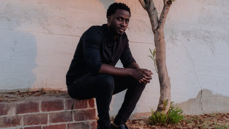 """Author Nana Kwame Adjei-Brenyah: """"Now it belongs to the world and you can't go back on that. It's a lot."""""""