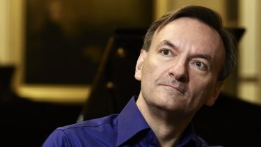 "Stephen Hough's Piano Sonata III, ""Trinitas"", was a treat."
