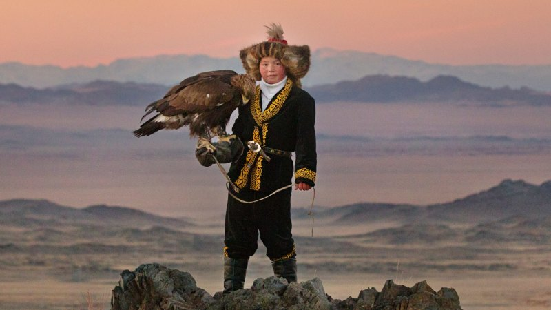The Eagle Huntress is an amazing documentary  But is it