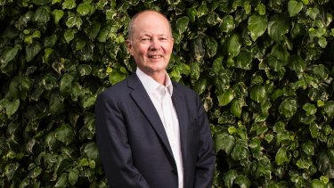 """James Thornton: """"Unchecked, governments will always drift towards what companies want, because companies are fantastically more powerful than citizens,"""" he says."""