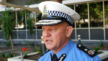 Acting Police Commissioner Stephen Brown says police are cracking down on WA's unsolved crimes.