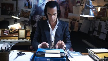 Singer, songwriter and author Nick Cave turned to work to make sense of the catastrophic loss of his son.